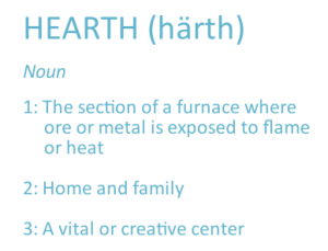 plain hearth definition