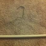 Rampant Reusing: Wire Hangers