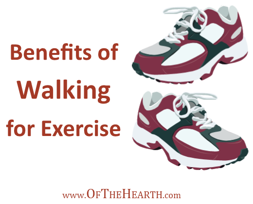 Benefits of Walking for Exercise | Can the simple—even menial—activity of walking have a notable impact on health? Yes, it can. The impacts are actually quite impressive.