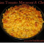 Italian Tomato Macaroni & Cheese