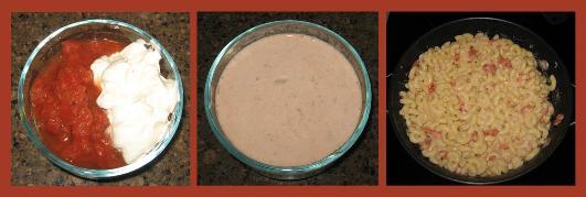 Sour Cream and Italian Tomato mix