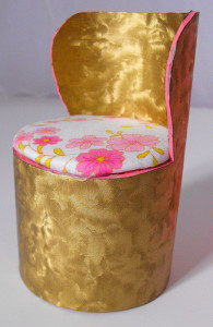 TP doll chair