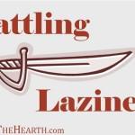 Battling Laziness
