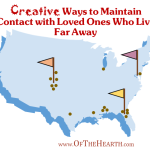 Creative Ways to Maintain Contact with Loved Ones Who Live Far Away