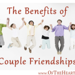 The Benefits of Couple Friendships