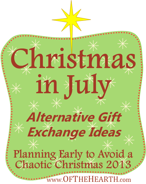 Christmas in july alternative gift exchange ideas Good gifts for gift exchange