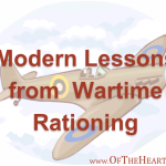 Modern Lessons from Wartime Rationing