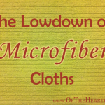 The Lowdown on Microfiber Cloths