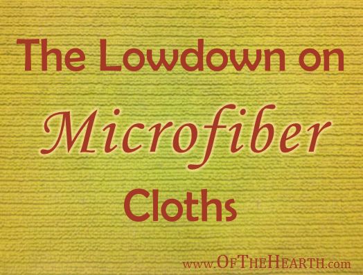 What are microfiber cloths? How do you use them? Are they environmentally friendly? Read on for answers to these questions and more.