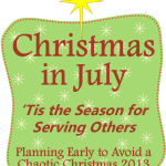 Christmas in July: 'Tis the Season for Serving Others