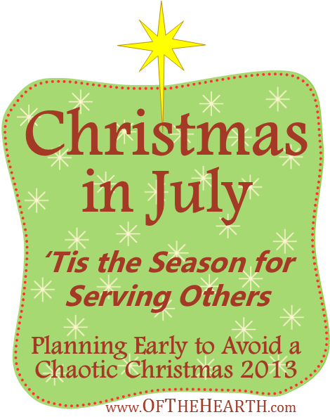 Join me in planning in advance so we can participate in a few Christmas service activities without becoming overwhelmed and spread too thin.