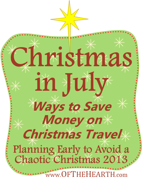 Does the cost of getting to your Christmas celebration dampen the festive feel of the occasion? Consider these tips for cutting travel costs this year.