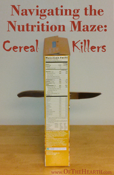 Cereal Killers | Many boxed breakfast cereals are rich in taste but poor in nutrition. Are there healthy alternatives that rival the affordability and convenience of cereals?