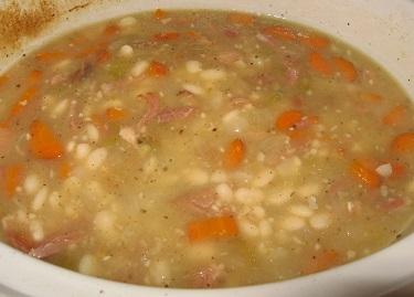 Stewardship soup