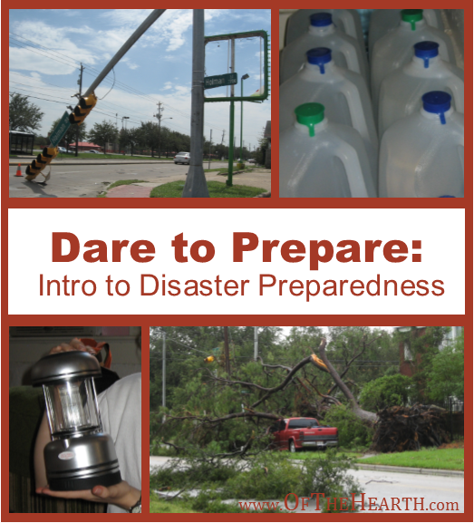 Intro to Disaster Preparedness | Welcome to a straightforward look at disaster preparedness. The first step: Determine which disasters can occur where you live.