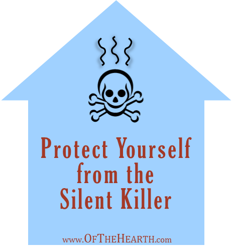 "Carbon monoxide, termed the ""silent killer,"" can harm you and your family without warning. Fortunately, you can protect your family with a few simple actions."