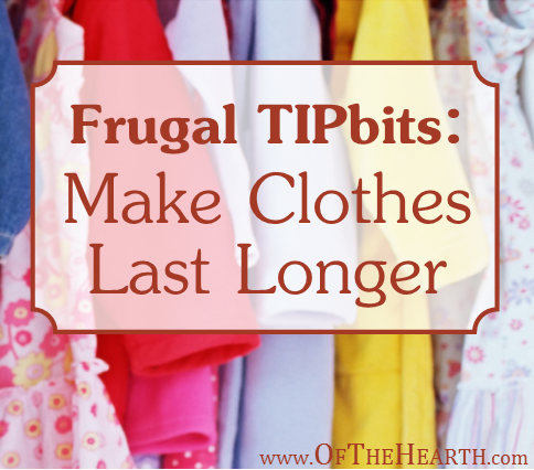 Preserve your favorite outfits and save money with these common sense, easy-to-implement strategies that increase the life expectancy of clothing.