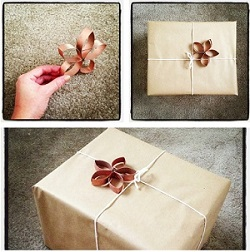 TP gift bow