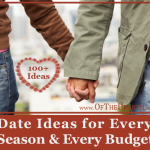 Date Ideas for Every Season and Every Budget