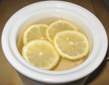 Fresh Lemon Simmering Potpourri