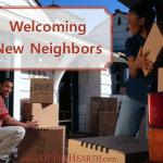 Welcoming New Neighbors