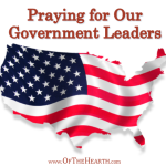 Praying for Our Government Leaders
