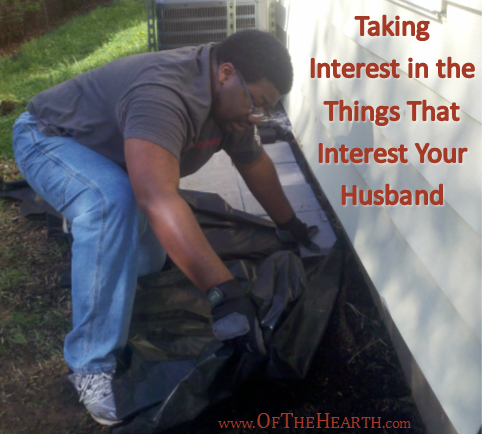 Does your husband enjoy things that hold no interest for you? There are good reasons for wives to learn about and take part in these interests.