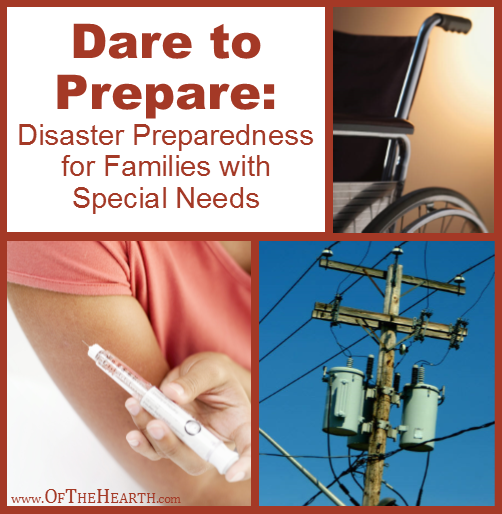 Families with special needs face unique challenges when confronted with disasters. Here are questions and resources to help these families prepare.