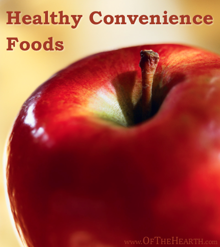 Not all convenience foods are laden with preservatives and unhealthy ingredients. Check out this list of healthy convenience foods.