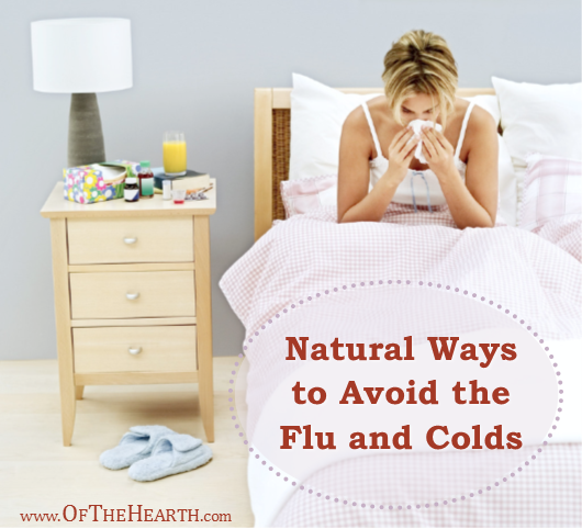 How can you protect your family from colds and the flu? A number of safe, natural strategies can help keep you healthy this winter.