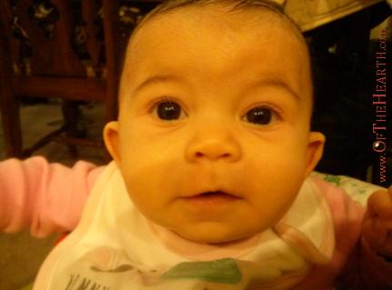 Amaris Gail - 3 Months Old
