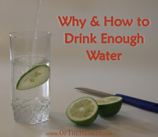 Water may not seem very exciting, but it's crucial to your health. How much should you drink and how can you increase your intake? Find out here.
