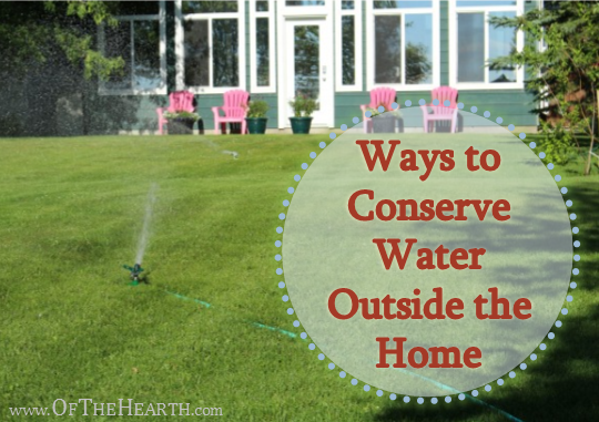Lawn watering is the single largest demand on most municipal water supplies. Consider trying these strategies to reduce water use in the yard.