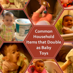 Common Household Items that Double as Baby Toys
