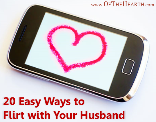 20 Ideas For Hookup Your Husband