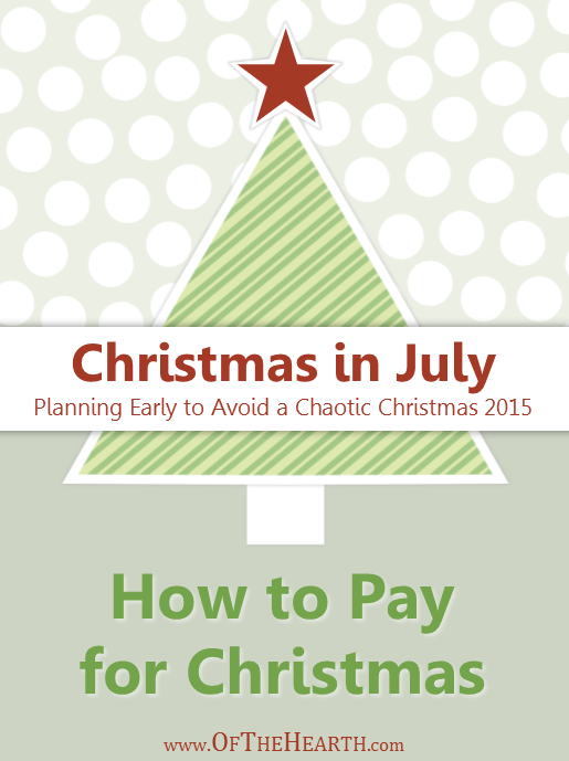 Find it impossible to finance Christmas out of December's paychecks alone? Avoid this stress by using one of these strategies to save for Christmas beforehand.