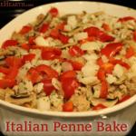 Italian Penne Bake