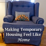 Making Temporary Housing Feel Like Home
