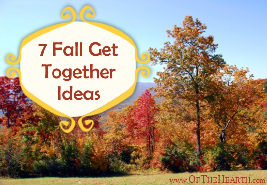 Not sure what to do when you hang out with friends this fall? Consider one of these 7 fun activities.