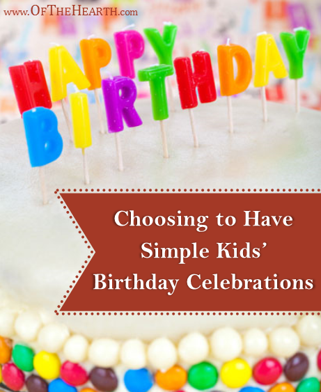 It has become popular to celebrate kids' birthdays with elaborate parties. Here are things to consider when deciding whether or not to take part in this trend.