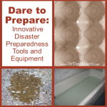 Dare to Prepare: Innovative Disaster Preparedness Tools and Equipment