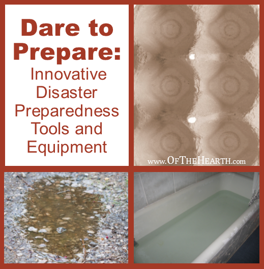 From simple to sophisticated, check out these innovative tools and pieces of equipment that can aid you in the aftermath of a disaster.