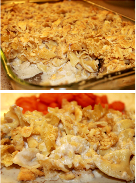 Chicken Noodle Casserole | Chicken Noodle Casserole is comforting and hearty. It's also affordable and easy to prepare, so you'll be glad when your family names it as a favorite.