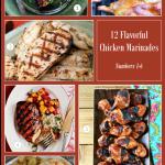 12 Flavorful Ways to Marinate Chicken