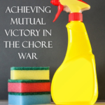Achieving Mutual Victory in the Chore War