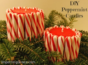 Peppermint Candles - Imparting Grace