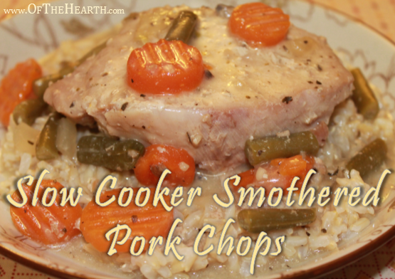 Affordability, convenience, and flavor converge to create a real winner in Slow Cooker Smothered Pork Chops. Try this family-friendly dish today!
