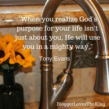 That Time God Asked Me To - Blogger Loves the King