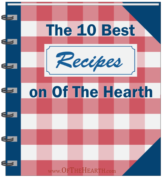 The 10 Best Recipes on Of The Hearth