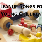 Cleanup Songs for Young Children